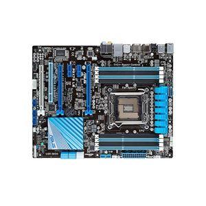 Picture of Asus P9X79 LE LGA2011/ Intel X79/ DDR3/ Quad CrossFireX&3-Way SLI/ SATA3&USB3.0/A&GbE/ ATX