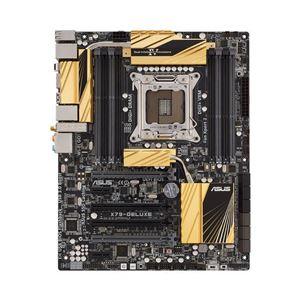Picture of Asus X79-DELUXE LGA2011/ Intel X79/ DDR3/ Quad CrossFireX & 3-Way SLI/ SATA3&USB3.0/ WiFi/ A&2GbE/ ATX
