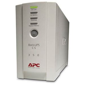 Picture of APC Back-UPS CS 350VA