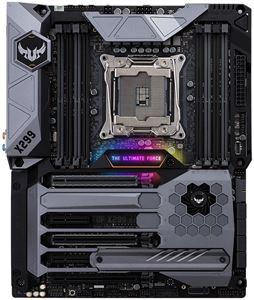 Picture of ASUS TUF X299 MARK Series DDR4 M.2 USB 3.1 DUAL LAN X299 ATX