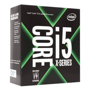Picture of Intel 4-Core i5-7640X Kaby Lake-X 4.0GHz 8.0GT/s 6MB LGA 2066