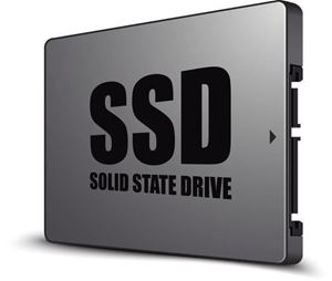 Picture of 500GB WD Blue Solid State Drive