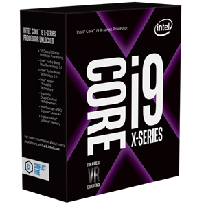 Picture of Intel 12-Core i9-10920X Cascade Lake 3.5GHz 19.25MB LGA 2066