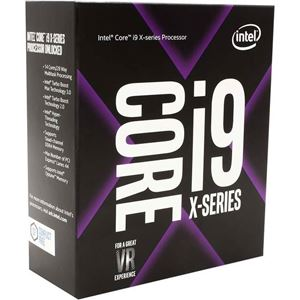 Picture of Intel 14-Core i9-10940X Cascade Lake 3.3GHz 19.25MB LGA 2066