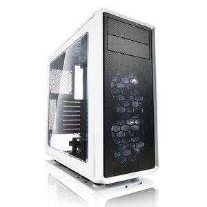 Picture of Fractal Focus G ATX Mid Tower Window White
