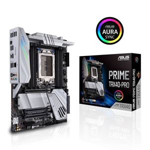 Picture of Asus PRIME TRX40-PRO Socket sTRX4/ AMD TRX40/ DDR4/ 2-Way CrossFireX & 2-Way SLI/ SATA3&USB3.2/ M.2