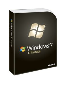 Picture of MS Windows 7 Ultimate SP1 32-bit