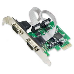 Picture of 2x Port Serial PCI-x Card