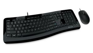 Picture of Microsoft Comfort Curve 3000 Keyboard & Mouse