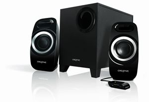 Picture of Creative Inspire T3300 2.1 Speaker System