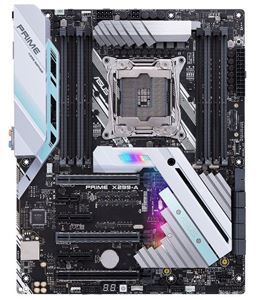 Picture of Asus Prime X299-A II Series DDR4/ Quad CrossFireX & Quad SLI/ SATA3&USB3.1/ M.2&SATA Express/ A&GbE/ ATX