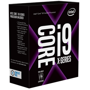 Picture of Intel 10-Core i9-10900X Cascade Lake 3.7GHz 19.25MB LGA 2066