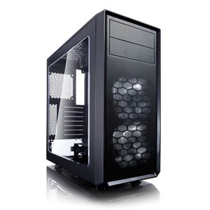 Picture of Fractal Focus G ATX Mid Tower Window Black
