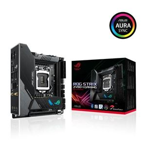 Picture of Asus ROG STRIX Z490-I GAMING DDR4/ SATA3&USB3.2/ M.2/ WiFi/ Bluetooth/ Mini ITX