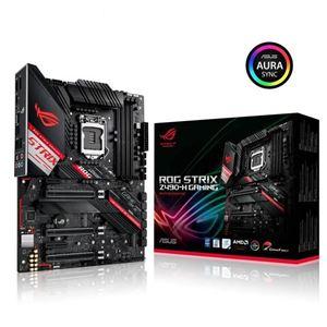Picture of Asus ROG STRIX Z490-H GAMING Intel Z490/ DDR4/ 2-Way CrossFireX/ SATA3&USB3.2/ M.2/ WIFI/ ATX