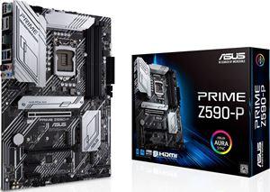Picture of Asus PRIME Z590 Series Intel Z590/ DDR4/ 2-Way CrossFireX/ SATA3&USB3.2/ M.2/ ATX