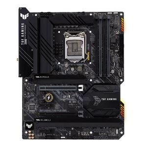 Picture of Asus TUF GAMING Z590-PLUS (Wi-Fi) Intel Z590/ DDR4/ 2-Way CrossFireX/ SATA3&USB3.2/ M.2/ WiFi/ Bluetooth/ ATX