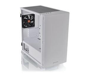 Picture of Thermaltake S100 TG White Micro ATX Computer Case